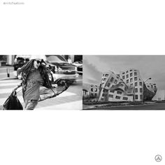 Master of curves_Frank Gehry #Frankgehry #Archifashion #Archilovers #Architecture #Design #Collaboration #Fashion #Dailysnap #photography #art #건축 #디자인 #패션 #建築 #ファッション #設計 #设计 #时尚 #建筑