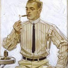 J.C. Leyendecker.