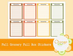 Items similar to Fall To Do List Full Box Planner Stickers for Erin Condren Life Planner on Etsy Kiwi, Christmas To Do List, Borders For Paper, Christmas Stickers, Erin Condren Life Planner, Grocery Lists, All Design, Planner Stickers, Boxer