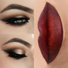 #TheBeautyBoard Makeup of the Day: VAMP by alexandrianc19. Upload your look to gallery.sephora.com for the chance to be featured! #Sephora #MOTD