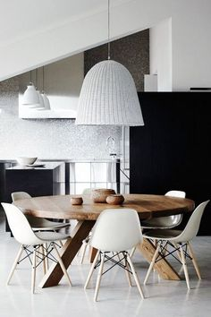 Find ideas and inspiration for Dining Table set Ideas to add to your own home. #DiningTable #DiningRoom
