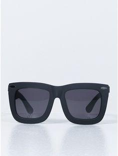 Grey Ant status sunglasses matte black