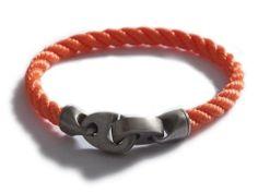 Twisted Rope Bracelet for Men.