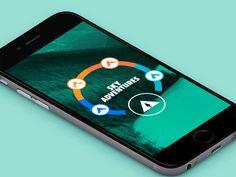 SkyAdventures on App Design Served