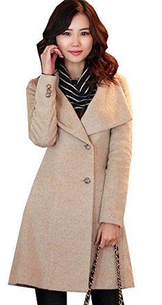 YUNY Women Trench Mid Long Hood Sunscreen Plus Size Overcoat Jackets White XS