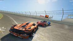 Real Racing 3 Car Crashes Part 7