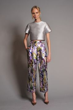 Bibhu Mohapatra Resort 2016 [Photo: Rodin Banica]