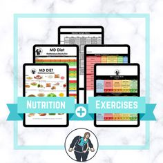 MD Diet offers clinically tested and proven weight loss programs that include Nutrition and Exercise Plans. You can now access everything anywhere you go, conveniently from your smart device.