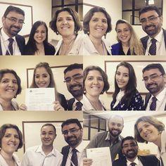 Festival de excelentes qualificações de projetos ontem! Faltou o Yallan nessa montagem porque ele foi embora antes das selfies rsrs. Parabéns a todos! #pesquisajurídica #projetos #direito #law #osmeslhores