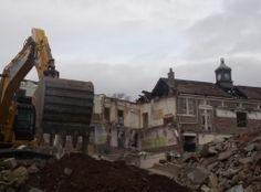 3. Demolition continues