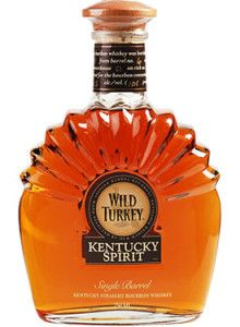 Wild Turkey Kentucky Spirit Single Barrel Bourbon #Whiskey.  Aged for eight to ten years, this #bourbon was named one of the ten best bourbons in the country. | @Caskers