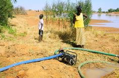 Developing nations like Burkina Faso will need funding to mitigate and adapt to climate change. Photo credit: CGIAR Climate, Flickr