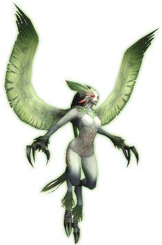 Ah, a female garuda... just like my back tatt. (Photo to come)