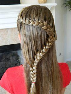 The best wavy braids / Bonita Hair Do, via YouTube.