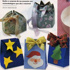 Embalagens para presentes