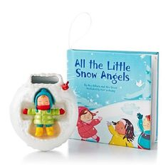 Hallmark 2013 'All the LIttle Snow Angels' Ornament -- Special  product just for you. See it now! : Ornaments Home Decor