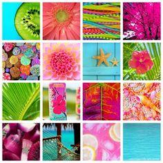 Color My World Bright