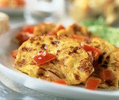 Recept: Morots- och cottage cheeseplättar