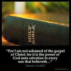 The Gospel and Salvation