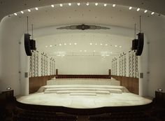 Liverpool Philharmonic Hall, Liverpool, England, U.K. | #ArtDeco #InteriorDesign