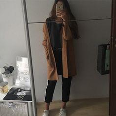 #camel #coat #fashion #fall