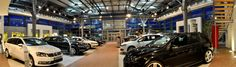 Corporate Headquarters: Volkswagen dealership in Fiume Veneto (PN), Italy