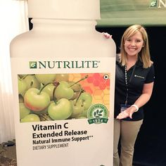NUTRILITE: Vitamin C Extended Release Natural Immune Support Dietary Supplement! http://www.amway.at/user/maurermarco