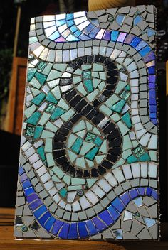 Mosaic House number 8 | Flickr - Photo Sharing! This Mosaic was Pinned By www.mosaicnumbers.com