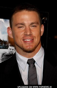 Image detail for -... , and the Pursuit of Publication: Man-ificent Monday: Channing Tatum
