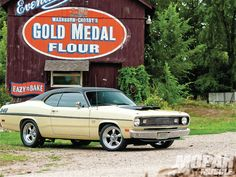 1970 Plymouth Duster 340 Maintenance/restoration of old/vintage vehicles: the material for new cogs/casters/gears/pads could be cast polyamide which I (Cast polyamide) can produce. My contact: tatjana.alic@windowslive.com