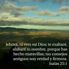 JHWH eres mi DIOS.