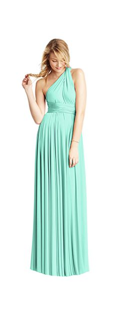 Two birds dresses can be worn like fourteen ways and you can get a bandeau for the bigger busts