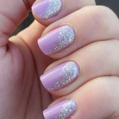 Possible wedding mani, Essie Bond with Whomever and Zoya Cosmo