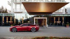 Lexus LC Najlepszym Coupe w Wielkiej Brytanii. Porsche, Audi, Bmw, Lexus Lc, Alfa Romeo, Volvo, Jaguar, Toyota, Jeep