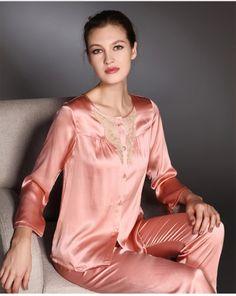 8 Best Silk Pajamas images  23d507eb3