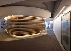 I could get inspired by this!  Colacion Studio-The Tamdeen Group Headquarters