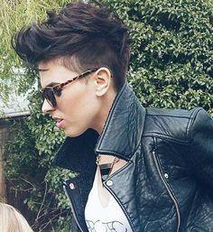 Más de 35 nuevos estilos de corte de pelo corto //  #Corte #corto #Estilos #más #Nuevos #pelo