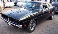 1969 Dodge Charger (Triple Black) I WANT!!!!'