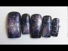 Hey y'all! Heres a quick and easy design I put up in my store for summer. Great for the starry nights!     You can purchase this set @  http://3dnailart.ecrater.com/p/14278344/sale-galaxy    You can see clearer pictures on my blog:  http://www.3dnailart.blogspot.com/    ***DISCLAIMER*** I pay for these products with my own money and I am not compensated...