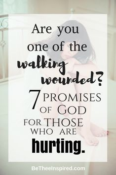 Have you been deeply wounded by the careless actions of another, and are struggling to find healing? Do you feel like your prayers are hitting the roof? God promises that He is close to the brokenhearted, and He binds up their wounds. Are you ready to let Him in to do the cleansing work of healing your wounds? Click here to receive His promises for the brokenhearted. #wounded #broken #promises #God #healing #scripture #prayer