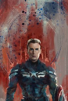 Marvel Portrait Series by Wisesnail