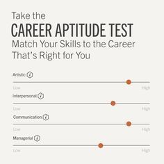 Career Aptitude Test: What Job Is Right For You? | TIME.com