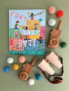 Wee Bee Box - Curated Charm for Children™️- heirloom gift & play sets Build A Fort, Bee Boxes, Imaginative Play, Craft Items, Whimsical, This Book, Play Sets, Children Toys, Summer Fall