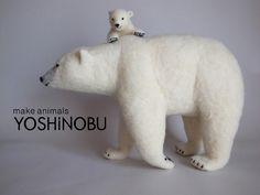 make animals YOSHiNOBU「阪急百貨店うめだ本店/ホームクラフトセッセ」