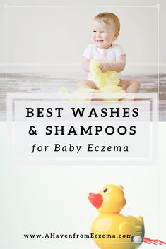 When choosing the best baby soaps and shampoos for eczema, know that many products contain harmful ingredients and harsh chemicals, so it is important to research and read the ingredients on products before use. Eczema Shampoo, Baby Shampoo, Eczema Remedies, Natural Remedies, Baby Soap, Best Shampoos, Skin Care Tips, Moisturizer, Preserve