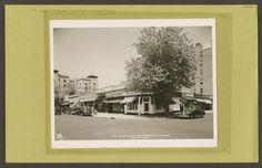 Northwest corner of 37th Avenue & 82nd Street in Jackson Heights, NY (5/15/1944).  NYPL Digital Gallery.