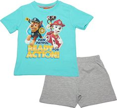 Paw Patrol Boys Best Pups Short Sleeve Pyjama Set By Best... https://www.amazon.co.uk/dp/B01FORSUTG/ref=cm_sw_r_pi_dp_-hzrxbN630Q5K
