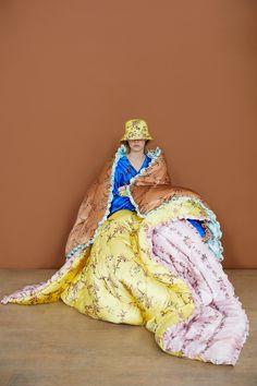 Preen by Thornton Bregazzi Resort 2019 London Collection - Vogue