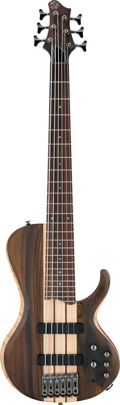 Ibanez BTB686SCNTF Workshop Bass Guitar Natural Flat
