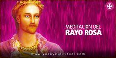 Meditación del Rayo Rosa - Martes | Pablo el Veneciano